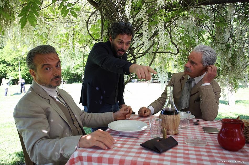 LOOKING FOR NEGRONI_Claudio Bigagli (Conte) Daniele Favilli(Davis) Federico Micali