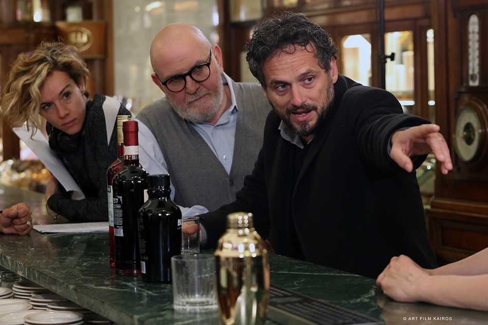 LOOKING FOR NEGRONI_Federico Micali  Luca Picchi Martina Biagi (aiuto regia)