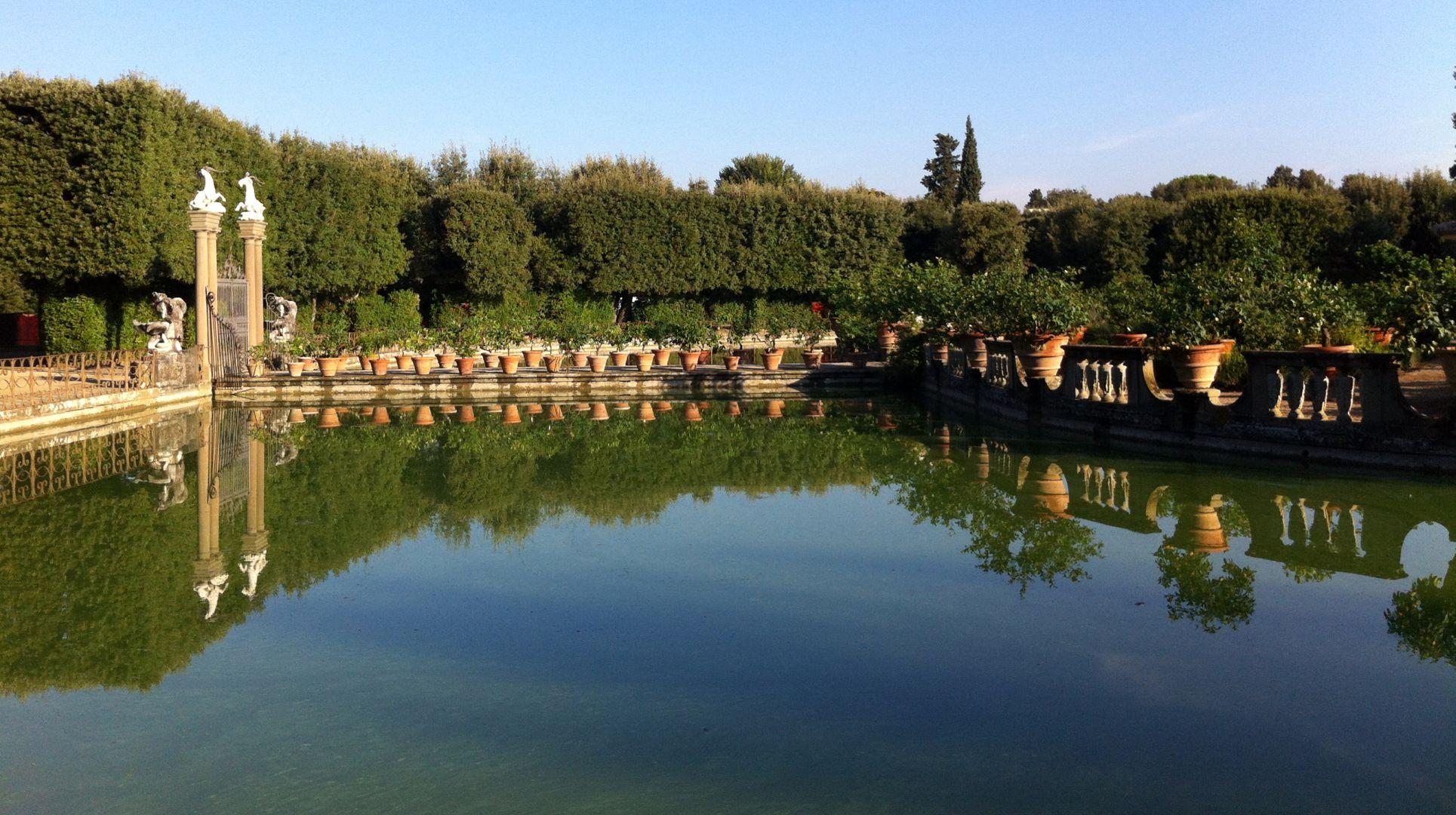 Giardino Di Boboli 10 Toscana Film Commission