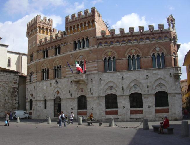 Grosseto 14_Palazzo Comunale
