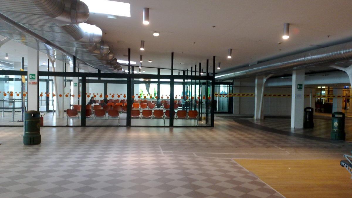 Aeroporto Pisa : Divieto di parcheggio dei bus navetta all aeroporto il tar da