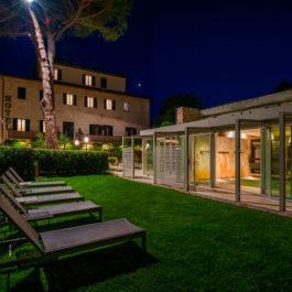 Albergo Le Terme - Toscana Film Commission