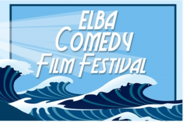 Logo Elba Comedy Film Festival