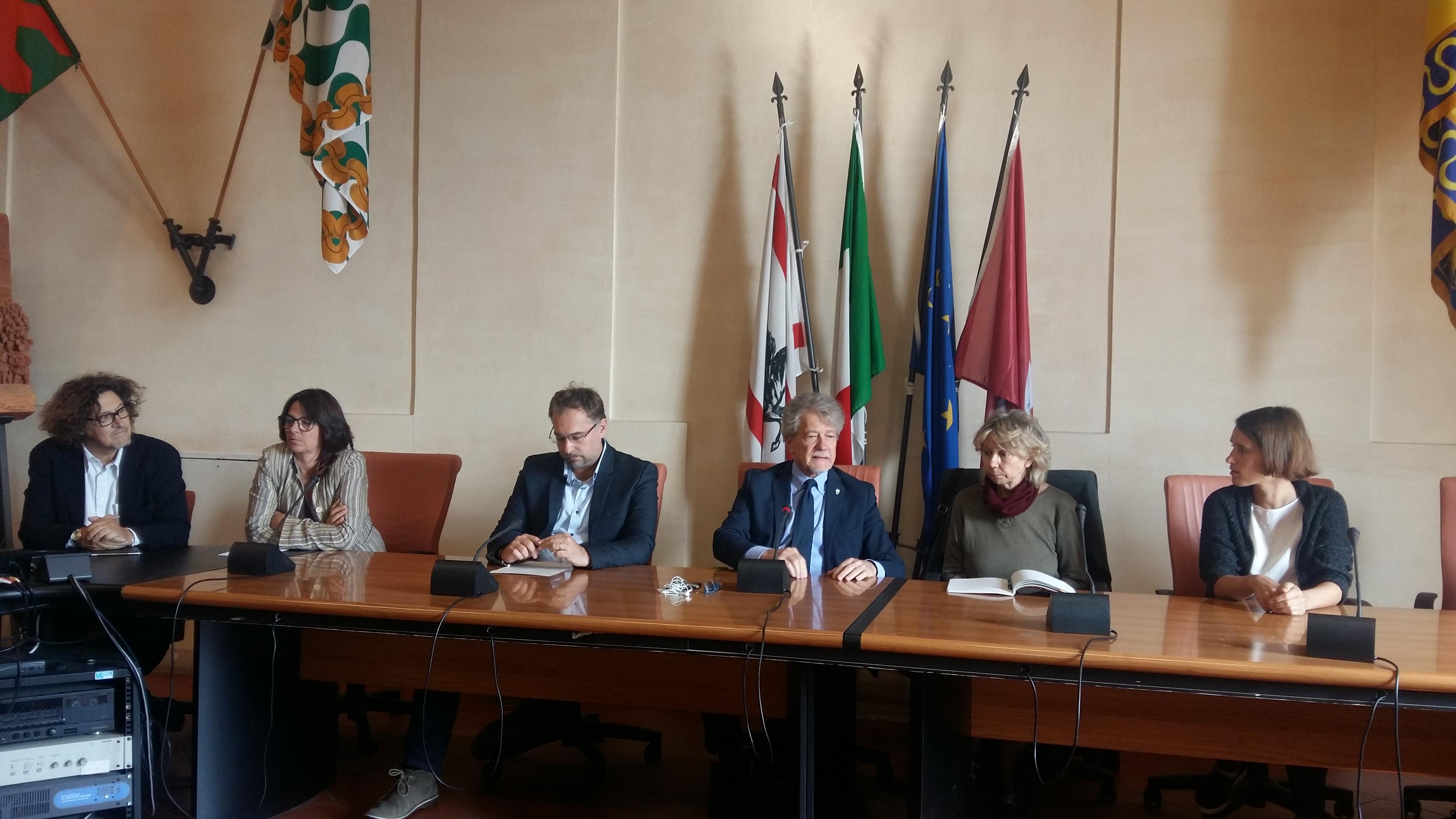 Conferenza stampa Arezzo