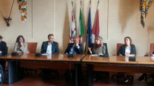 Conferenza stampa arezzo 2
