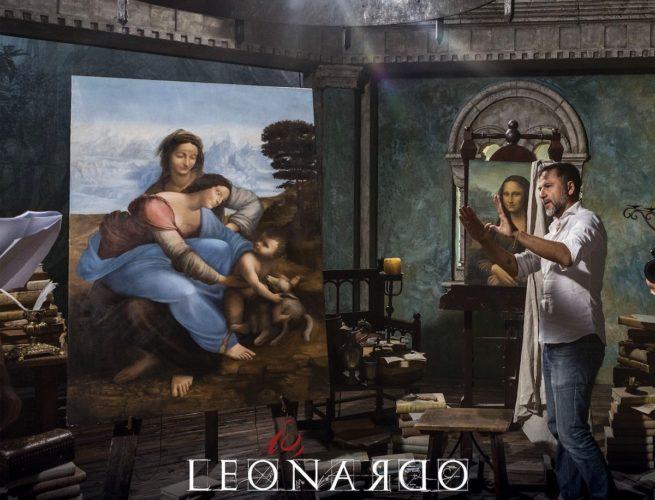 Io, Leonardo SKY