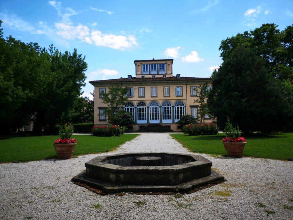 Villa Bottini - Toscana Film Commission